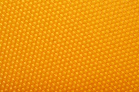 beeswax candle: beeswax honeycomb texture pattern