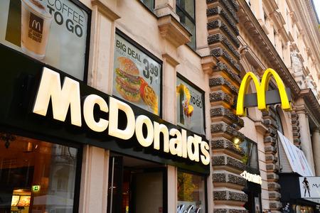 mc: mc donalds restaurant  company logo