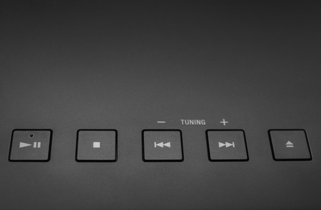 pause button: music buttons