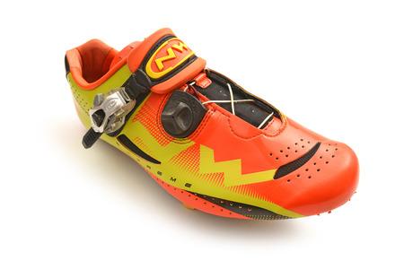 cycling shoe Editorial