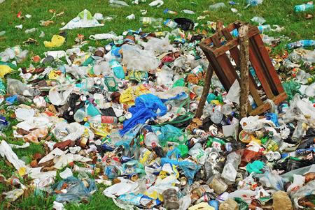 trash waste pollution Editorial