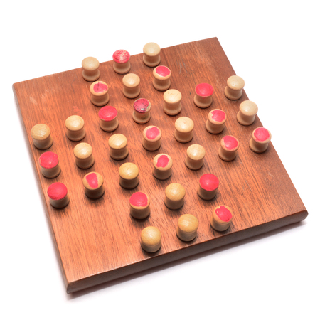 solitaire board game
