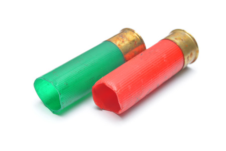 gun shell cartridges 写真素材