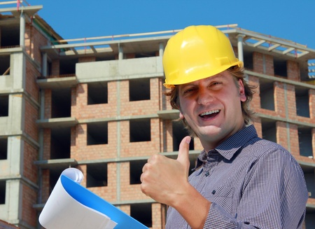 Construction Engineer, Well Done Stock Photo - 15502671
