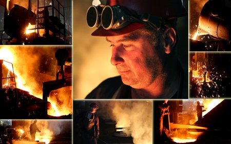 metallurgy: Hard work in the foundry
