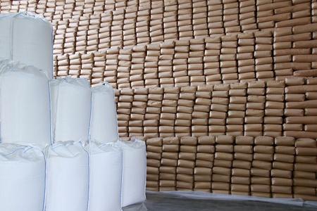 Sweet Wall - Sugar in a Warehouse