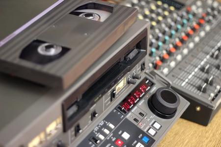 image editing: TV Editing - Equipment