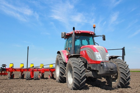 agronomic: Agricultural machinery, sowing