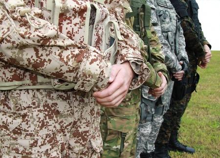 Army Stockfoto