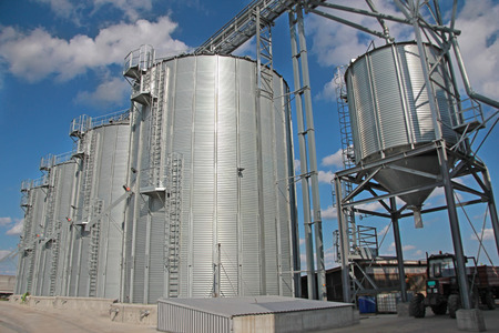 Agricultural Silo - Building Exterior photo