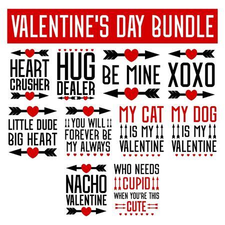 Valentines Day Design Bundle