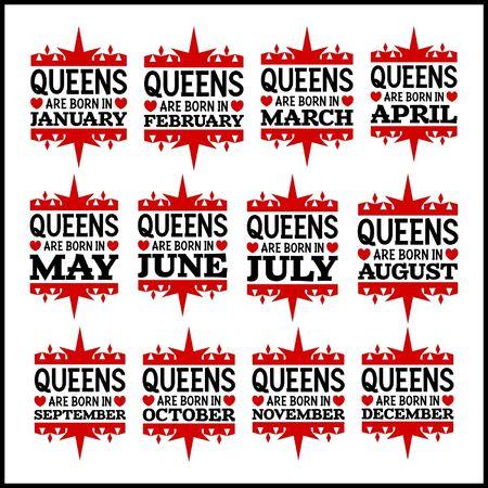 Birthday queen bundle