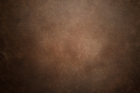 leather background: Brown leather texture