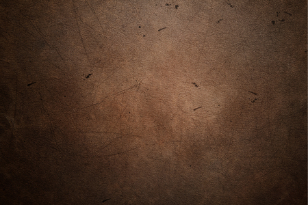 Worn leather with stains texture background Stock fotó