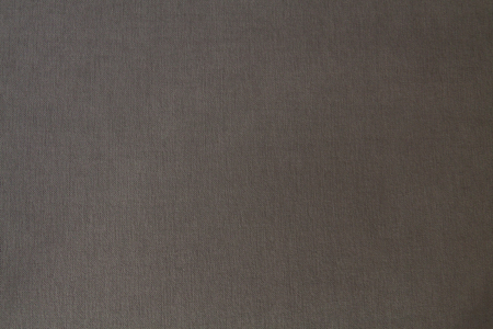 Grey canvas fabric texture background – woven fibers structure