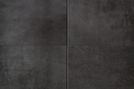 Modern black stone tiling texture