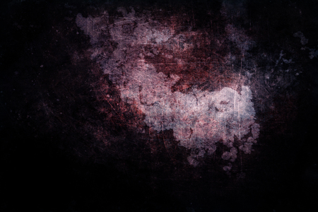 Black background with scratches and stains for scary graphics Stok Fotoğraf