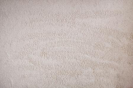 Light texture of shaggy carpet fibers