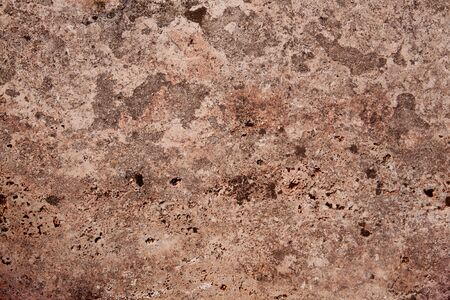 Old grunge eroded concrete wall surface texture Stok Fotoğraf