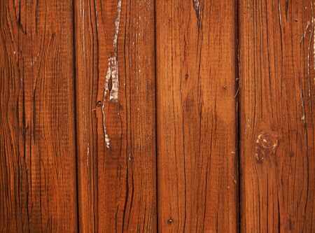 Old natural rustic wood background with vertical wooden boards