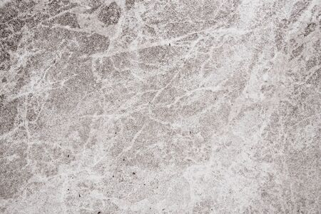 Porous flat grey stone surface texture