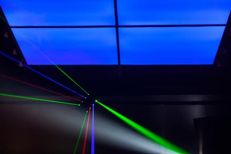 laser lights: Lights Laser, lighting, lights On Stage