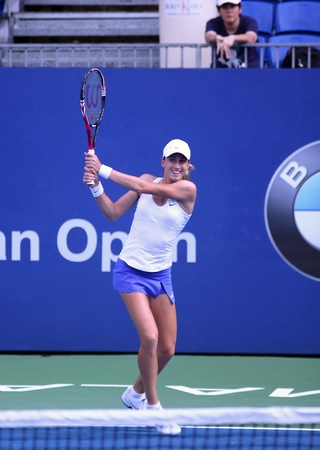 Petra Martic  Croatia  at BMW Malaysia Open Editorial
