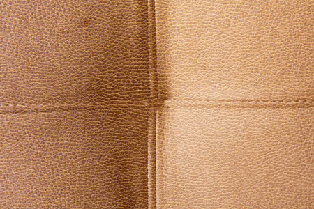 unequal: Texture, material of natural leather as a background Stock Photo