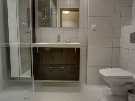 furnished: New furnished apartment, white bath room