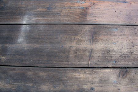 spall: Background. Rustic wooden planks with visible grain Stock Photo