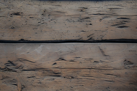 duskiness: Background. Rustic wooden planks with visible grain Stock Photo