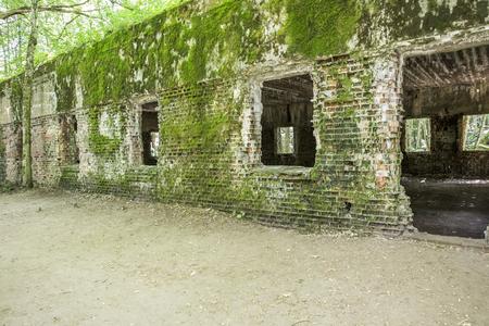 Ketrzyn, Poland July 25, 2019 Wolf's Lair was Adolf Hitler's first Eastern Front military headquarters in World War II. Wolfsschanze, Wolfschanze.