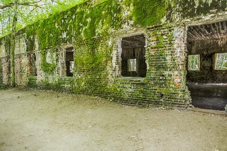 Ketrzyn, Poland July 25, 2019 Wolf's Lair was Adolf Hitler's first Eastern Front military headquarters in World War II. Wolfsschanze, Wolfschanze. Éditoriale
