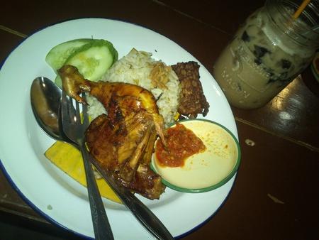 tarik: Indonesian foods