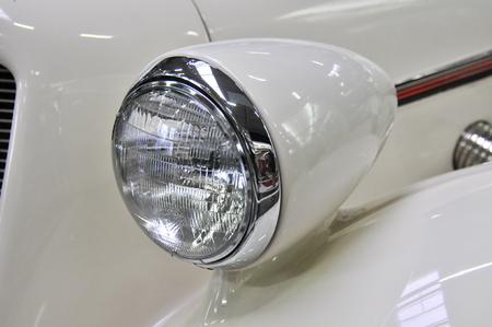 Oldtimer koplamp
