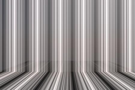 Grey Room Stockfoto