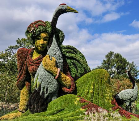 sund: Garten