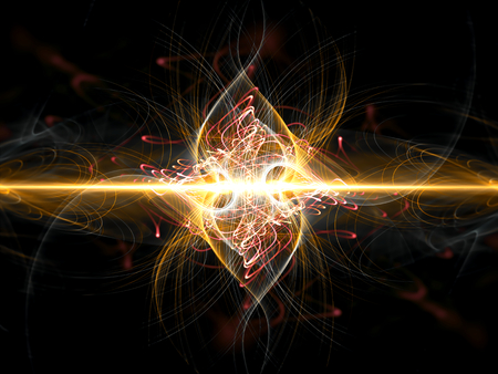 Dark energy with quantum waves, scientific concept