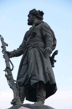the cossacks: monumento