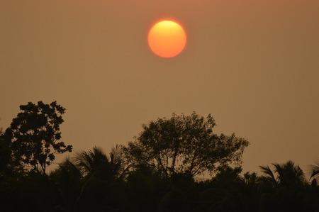 unedited: Sunset...
