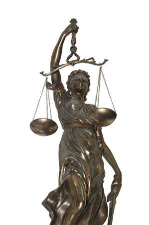 Femida, Justice, allegorical personification of the moral force in judicial systems, struggle of the law against a crime