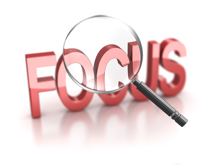 scrutinize: Focus