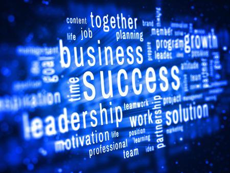 ビジネス: 事業コンセプト 写真素材