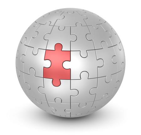 sphere: Sphere Puzzle
