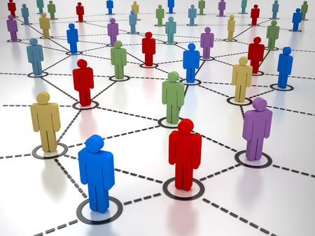ビジネス ネットワーク