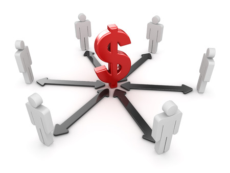 organized group: Dollar Sign