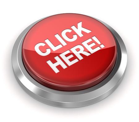 プッシュ ボタン - ここをクリック 写真素材