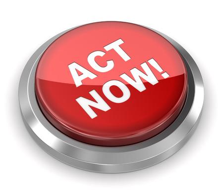 push button: Push Button - Act Now
