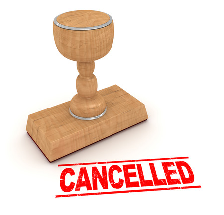 Cancelled check after services rendered?