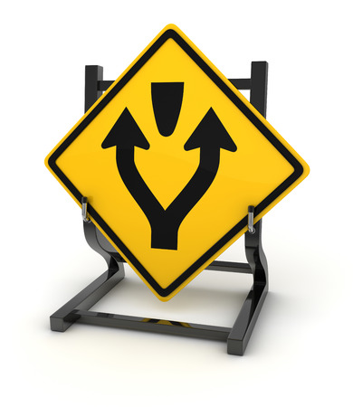crossroads: Road sign - crossroads , This is a computer generated and 3d rendered picture.